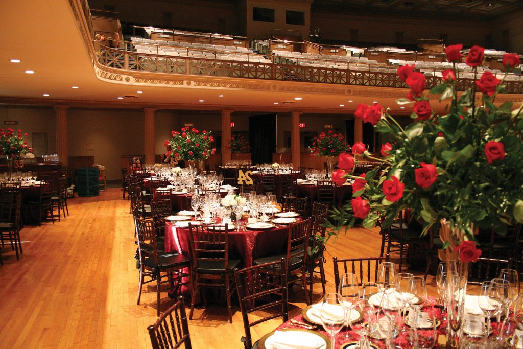 Weddings at TPAC
